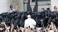 Papa apela ao acolhimento dos migrantes