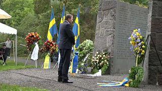 Schweden gedenkt der 852 Opfer des Estonia-Untergangs