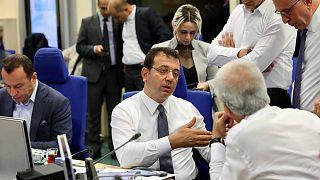 İmamoğlu: AFAD'daki toplantıya çağrıldığımı ispat etsinler