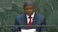 Angola quer Conselho de Segurança da ONU alargado