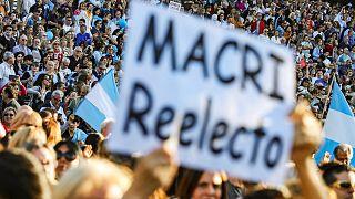 Macri se lanza en tromba a la reconquista del electorado en Argentina
