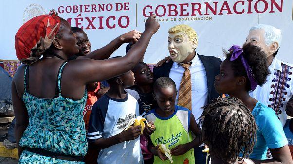 El grito desesperado de los migrantes africanos bloqueados en Chiapas