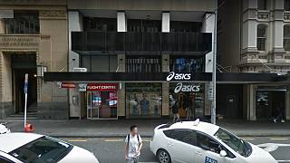 Yeni Zelanda'da bir mağazanın dev ekranında saatlerce pornografi yayınlandı