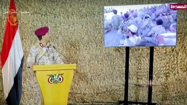 حوثیهای یمن تصاویری از «سربازان اسیر عربستان» پخش کردند
