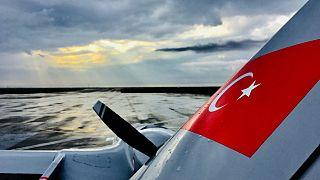 Türk yapımı SİHA Bayraktar TB2