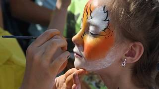 Russie : Vladivostok célèbre la Journée du tigre de Sibérie
