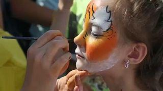 Az orosz fiatalok még látni szeretnék az amuri tigrist