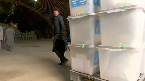 Präsidentenwahl in Afghanistan: Wochenlanges Auszählen