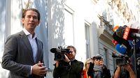 Sondagem à boca das urnas dá vitória a Sebastian Kurz