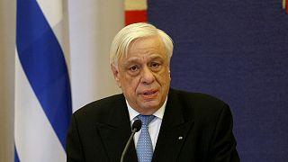 Yunan Cumhurbaşkanı Pavlopoulos'tan Tripoliçe Kuşatması'nın yıl dönümünde Türkiye'ye mesaj