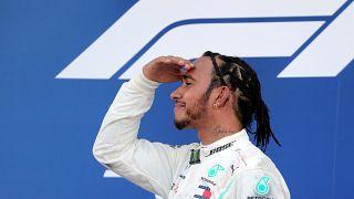 Sixième couronne en vue pour Lewis Hamilton
