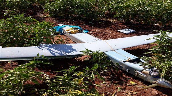 MSB: Türk hava sahasını ihlal eden İHA vuruldu