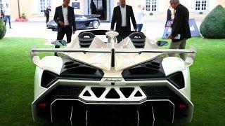 Ekvator Ginesi Başkan Yardımcısı'nın otomobil koleksiyonu açık artırmada 27 milyon dolara satıldı