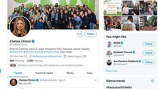 Chelsea Clintons Tweet gegen Donald Trump: 255.000 Mal geliked