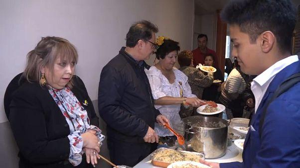Riches Claire, la comunità belga che accoglie migranti del centro e sud America