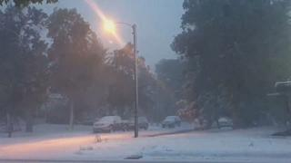 Példátlan szeptemberi hóvihar az Egyesült Államok északnyugati államaiban
