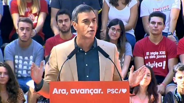 Pedro Sánchez agita el artículo 155 en vísperas del aniversario del 1-O