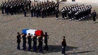 فرنسا تودع شيراك بمشاركة حشد من القادة الأجانب