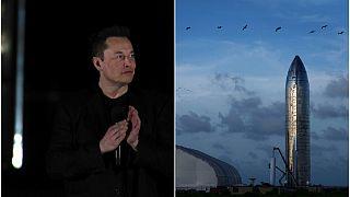 """إيلون ماسك يقدم """"ستارشيب"""" التي ستجعل السفر إلى الفضاء مثل الرحلة بالطائرة"""