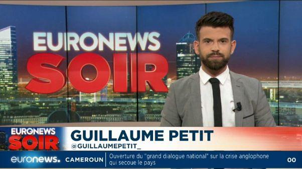 Euronews Soir : l'actualité du lundi 30 septembre 2019