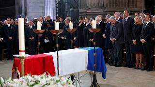 Мир простился с Жаком Шираком