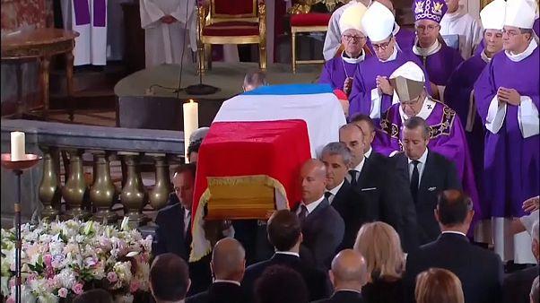 Messe à Saint-Sulpice : le dernier adieu public à Jacques Chirac
