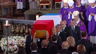 Frankreich nimmt Abschied von Altpräsident Chirac († 86)