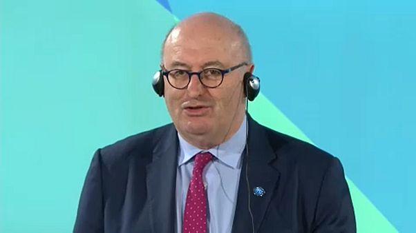 Слушания еврокомиссаров: Фил Хоган