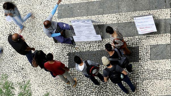 Eurostat: Στο 17% η ανεργία στην Ελλάδα