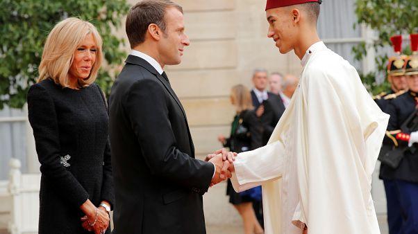 شاهد: ولي العهد المغربي يرأس وفد بلاده في تشييع جنازة الرئيس الفرنسي الراحل جاك شيراك