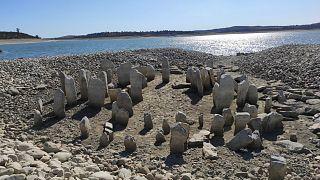 الجفاف في أوروبا صيف العام 2019 يكشف عن نصبٍ تذكاري يرجع تاريخه إلى 7 آلاف عام