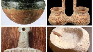 Βρετανός δώρισε τη συλλογή του με κυπριακές αρχαιότητες