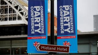 Conservative party conference venue received €4.2m in EU funding