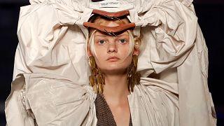 Eclecticismo en la Semana de la Moda de París