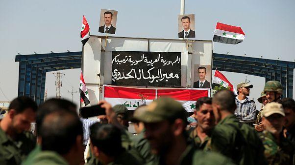 Újranyitottak egy hét éve zárt átkelőt a szíriai-iraki határon