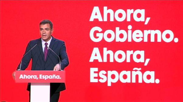 Los socialistas españoles encaran las elecciones del 10 de noviembre con nuevo lema