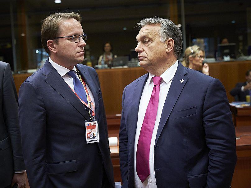 MTI/Európai Tanács/Mario Salerno