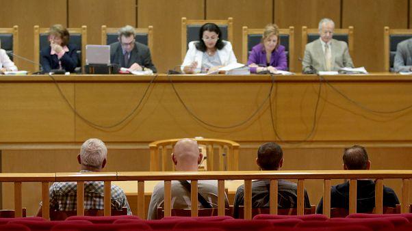 Δίκη Χρυσής Αυγής:Την Τετάρτη ξεκινούν οι απολογίες των πρώην βουλευτών