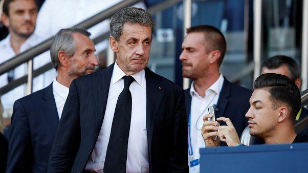 Nicolas Sarkozy le 14 septembre 2019.