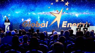 The Global Energy Prize award ceremony live from Moscow