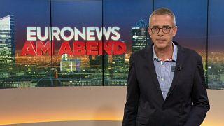 Euronews am Abend vom 30.09.2019