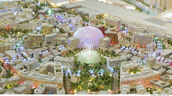 Expo 2020: A year to go