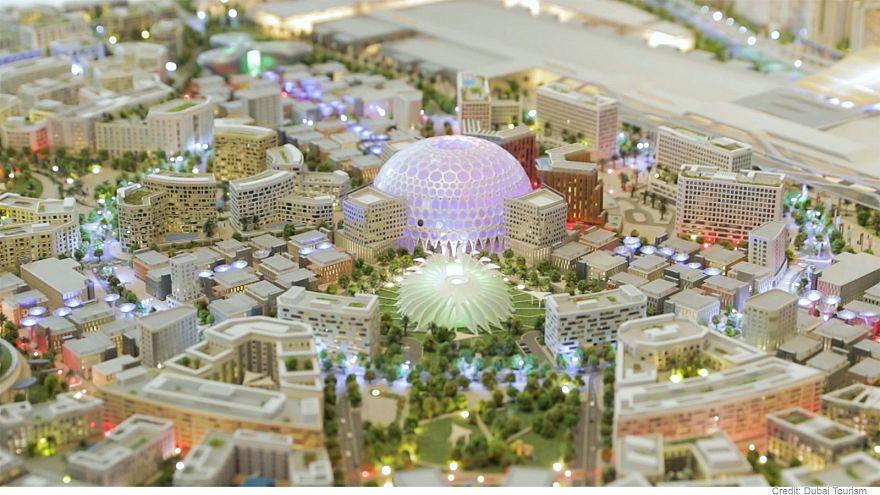 دبي إكسبو 2020 .. عام للانطلاق وطموحات مستقبلية