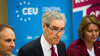 Megnyitott a CEU Bécsben