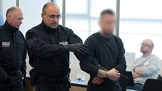 محاکمه افزاد مظنون به عضویت در یک گروه نئونازی در آلمان