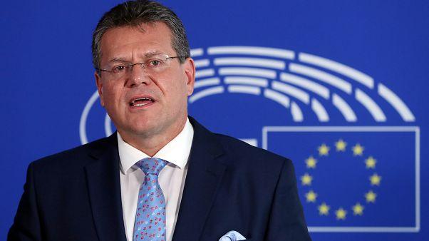 Meghallgatták Maros Sefcovicot, a szlovák biztosjelöltet az EP illetékes szakbizottságai