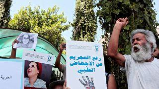 """القضاء المغربي يقضي بسجن الصحفية هاجر الريسوني سنة بتهمة """"الاجهاض غير القانوني"""""""