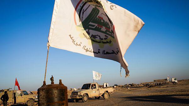 نیروهای حشد شعبی در عراق
