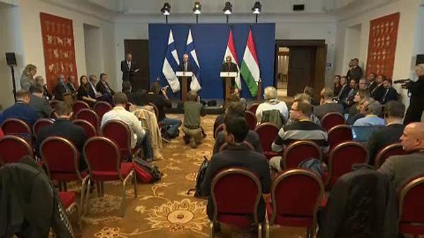 Orbán: a jogállamiság nem jogi kérdés