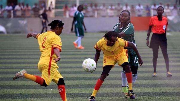 Anpfiff zum ersten Ligaspiel in der Geschichte des sudanesischen Frauen-Fußballs